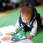 Can a baby steer social change?