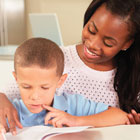 Touchy Subject: Is it ever ok to take over your kids' homework?
