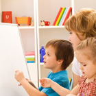 Choosing a home-based daycare for your child