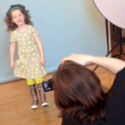 Behind the scenes of ParentsCanada's April issue cover shoot