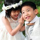 Etiquette advice for preschool wedding guests