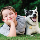 How pet therapy helps children with special needs