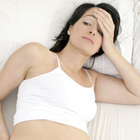 Sleep deprivation during pregnancy