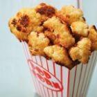 "Cauliflower ""Popcorn"" with Curried Mayo"