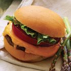 Real Fast Food: Cheeseburger and Grilled Fruit