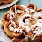 Sticky overnight cinnamon buns
