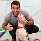 Scott Foley on raising kids and pets