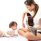 The benefits of singing with your toddler