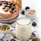 Ask a dietitian: Should I be opting for whole milk and other full-fat dairy products for my family?