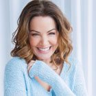 Erica Durance balances parenting in two cities