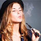 Do e-cigarettes encourage teens to smoke?