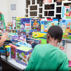 ParentsCanada hosts a toy testing event at SickKids