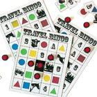 Magnetic Travel Bingo