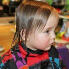 The first haircut is the deepest