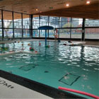 Go for a cool dip at the Regent Park Aquatic Centre