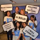 Sign a social pledge to stop bullying
