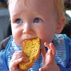 Baby biscotti