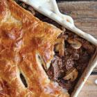 Beef & Stout Pie
