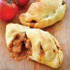 Butter chicken naan pockets