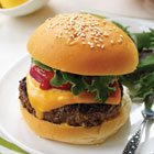 Cheeseburgers and Mango Sorbet