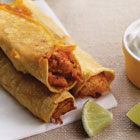 Chicken & Cheddar Taquitos