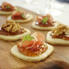 Blue Cheese & Fig Shortbreads