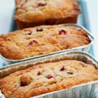 Cranberry Pear Loaf