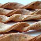 Rosemary-Parmesan Twists
