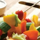 Salad Kebobs
