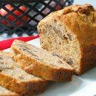 Sweet Potato Pecan Loaf