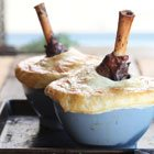 Braised Lamb Shank Pot Pies