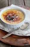 Maple Crème Brulée