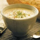 Maritimes influence: Michael Smith's Maritime clam chowder