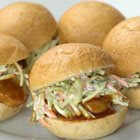 The 5 @ 5 with Jessica Mulroney - Pork Sliders