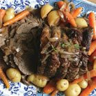 Traditional Pot Roast and Cottage Pie