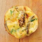 Two-bite frittatas