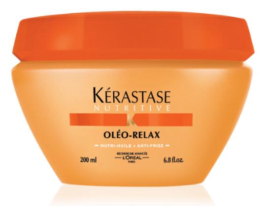 Luxe hair treatment