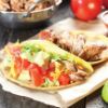Pulled Beef, Pork Or Chicken Tacos