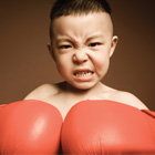 Dealing with a defiant child