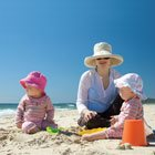 Protect your baby from the sun's hot rays