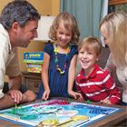Family game night is more than just fun