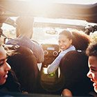 How to talk about car-seat safety