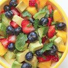 Fresh Berry Salsa