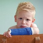 So your kid's in a cast… now what?