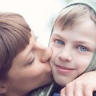 Touchy Subject: Is it OK to kiss your kids on the lips?