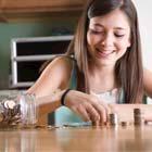 Teaching kids to budget money
