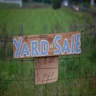 5 more tips for yard sale success