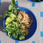 Cold Soba with Cucumbers, Watercress, and Sesame