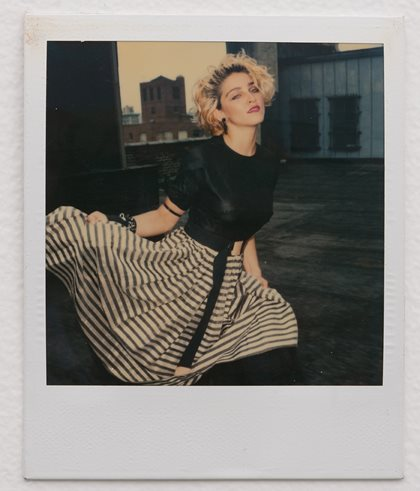 Polaroid Unfaded: Madonna 66