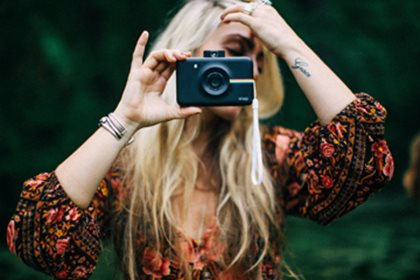 Free People x Polaroid Creativity Summit